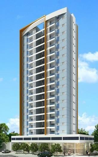 Projeto Edifício Residencial - Arqmais Arquitetura www.arqmais.com.br