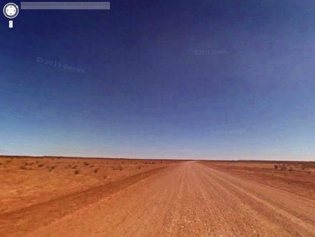 Diamantina Road, Outback Queensland