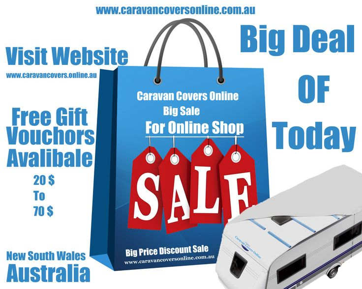 Big Deal of this Month of Caravan Covers online in Australia