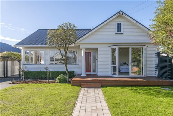 PROPERTY FOR SALE: St Albans, Christchurch NZ (Auction 25th August)
