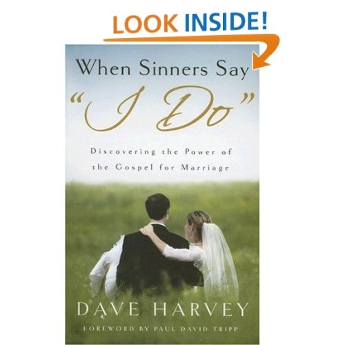 """When Sinners say """"I Do"""""""