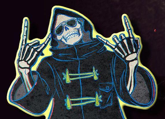 Let It Die game Uncle Death