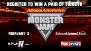 Advance Auto Parts Monster Jam February 2, 2013 Edward Jones Dome Advance Auto Parts® Monster Jam, starring the biggest...