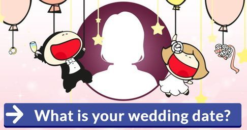 What is your wedding date?