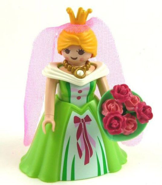 Playmobil Princess Bride Series 5 Figure 1 Fi Ures 5461 Playmobil I Want Pinterest