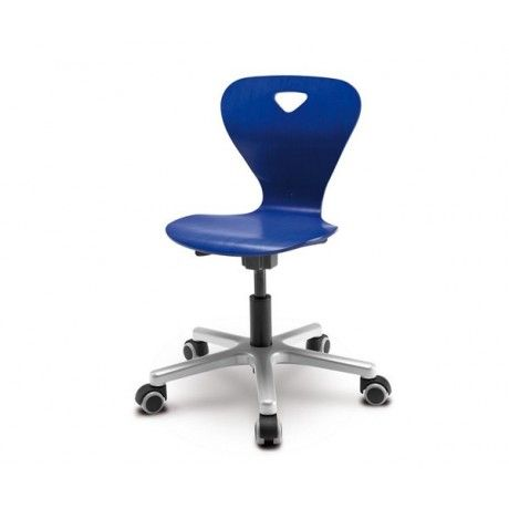 Chaise dactylo ergonomique enfant Woody S Moll®