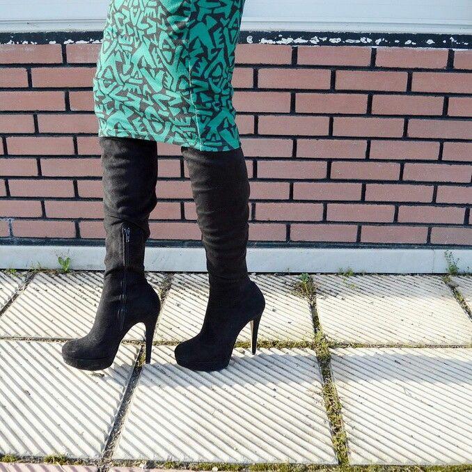 #v4fashion #boots