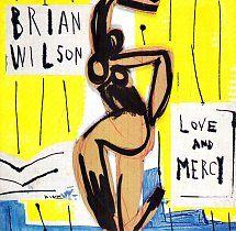 Brian Wilson - Love and Mercy  Sire  7-27814 - Sortie en juin 1988  Note 5/10.