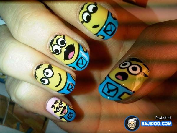 35 Pictures Of Cool Nail Art