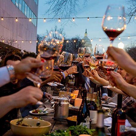 Best Restaurants To Eat Outdoors In Washington Dc