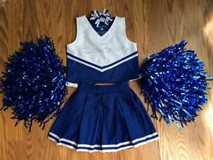 clovers cheerleading uniform - Google Search