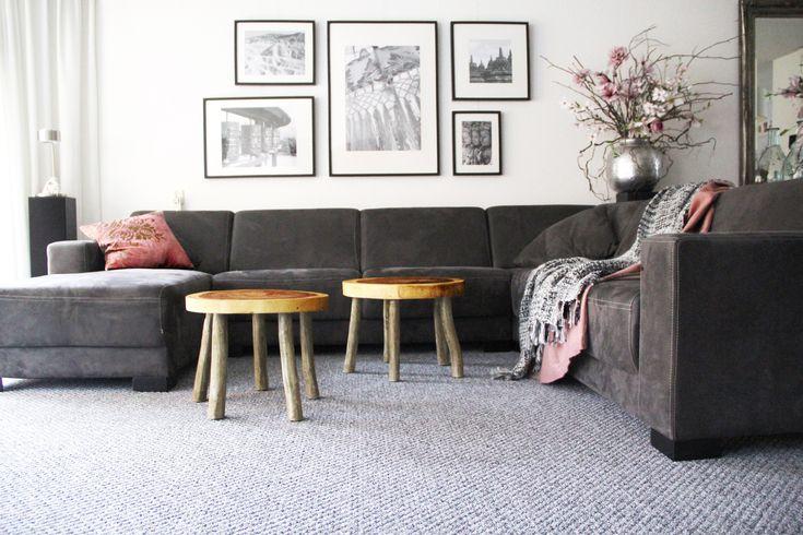 25 beste idee n over foto muren op pinterest fotowand for Muurtekeningen woonkamer