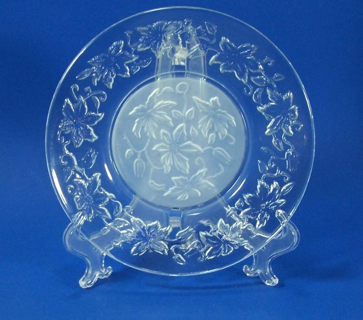 1000 Images About Fantasia Crystal Dinnerware By Princess