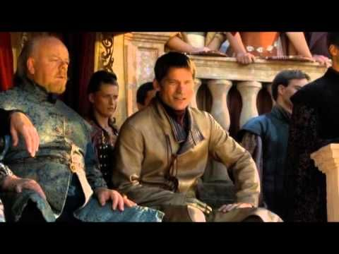The Mountain and The Viper. Hats off to GOT who got this scene so perfectly right. Brilliant!