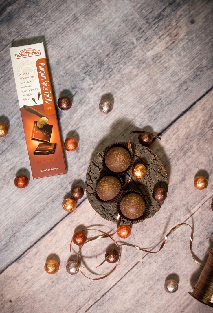 16 best Fall Gifting Guide images on Pinterest | Chocolate factory ...