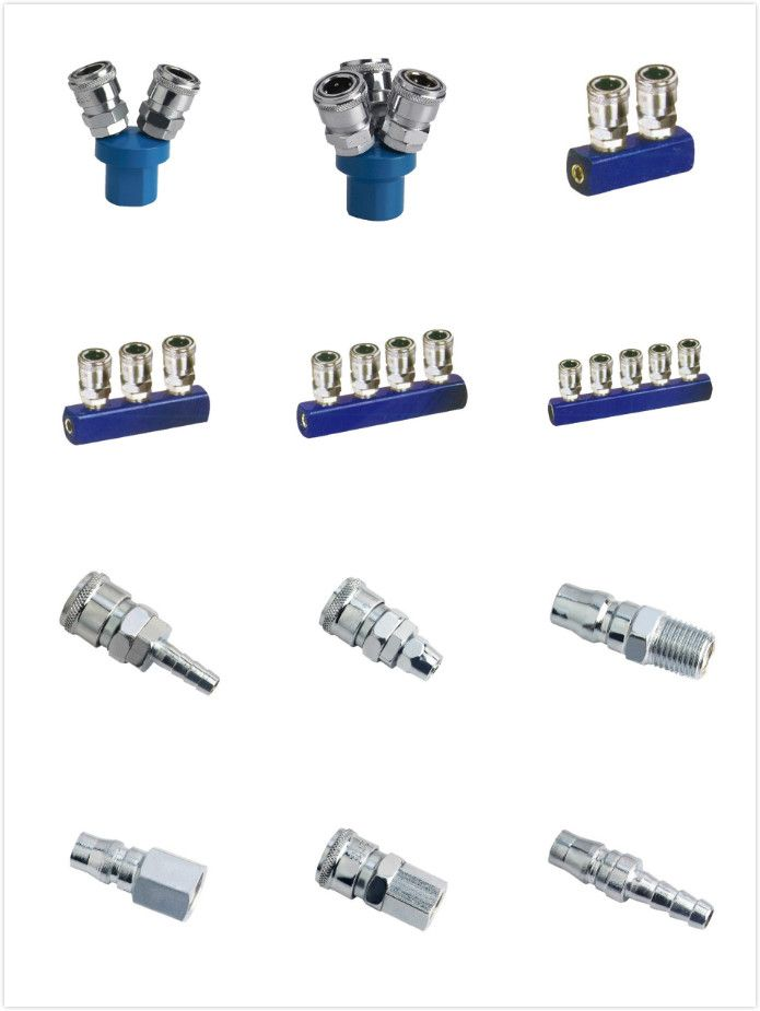 metal connectors