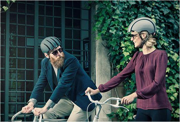 Cinco capacetes para ciclistas que você vai amar