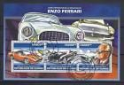 D2151 2013 Sheet of 3 Enzo Ferrari & 3 Classic Ferrari Cars Souvenir Sheet  Price 0.55 USD 2 Bids. End Time: 2017-02-16 22:01:40 PDT