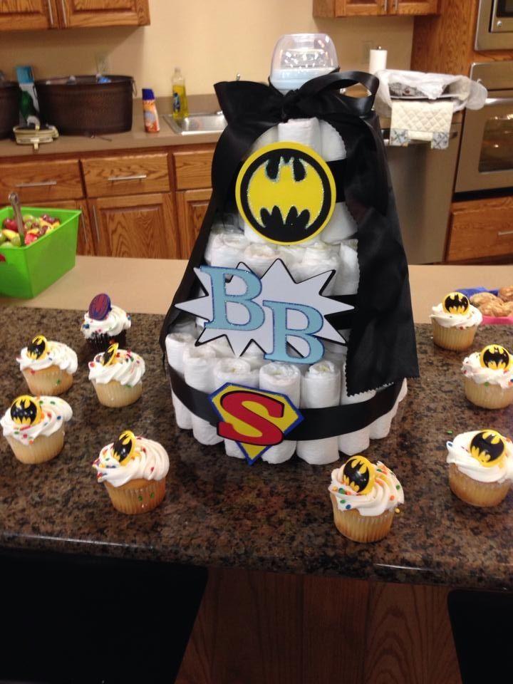 boy baby shower themes superhero batman baby shower ideas super hero