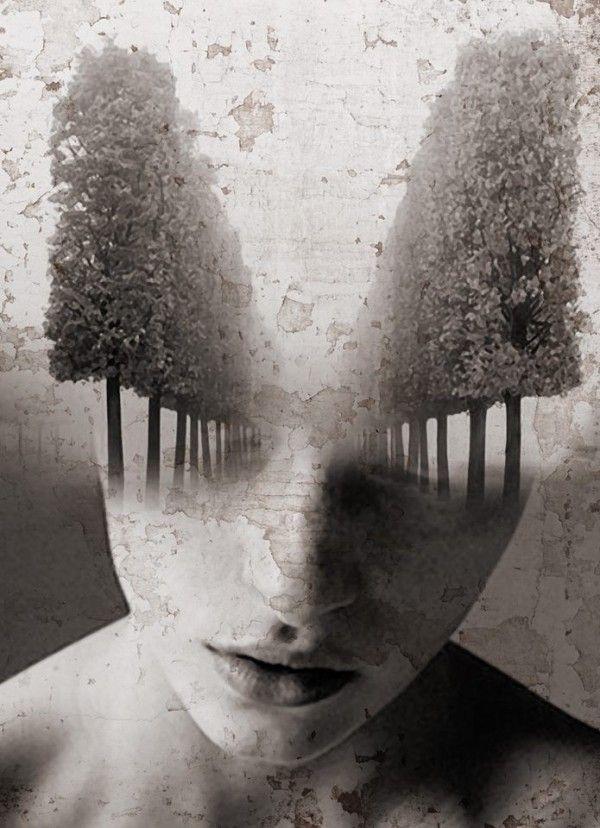 Surreal portraits by Antonio Mora - ego-alterego.com#.VNlZZmccSM9#.VNlZZmccSM9