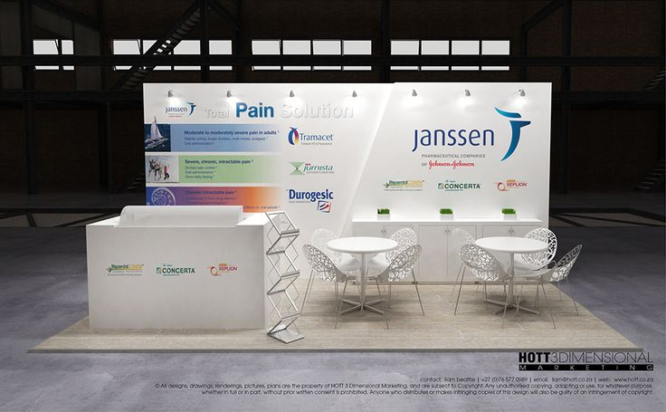 Bespoke Exhibition Stands