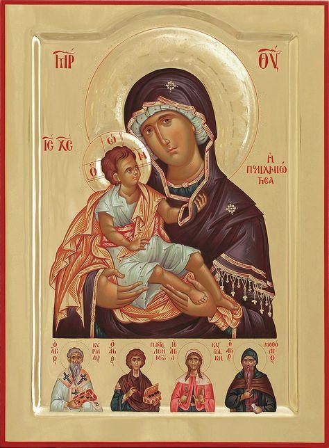 Virgen y Niño