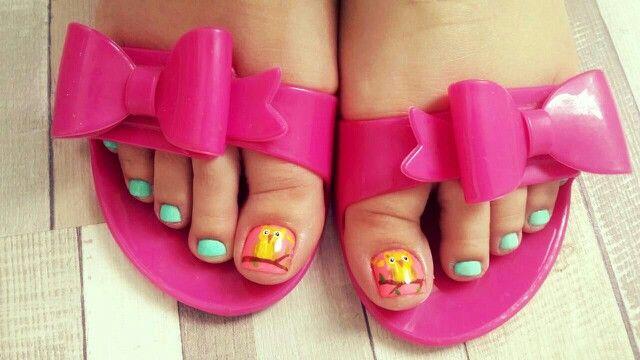 #toes #pedicuredesign