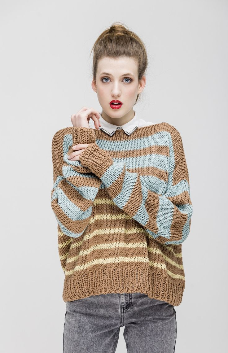 Laguna Sweater | WE ARE KNITTERS