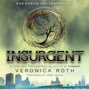 #Insurgent: #Divergent by Veronica Roth, #AudioBook 2