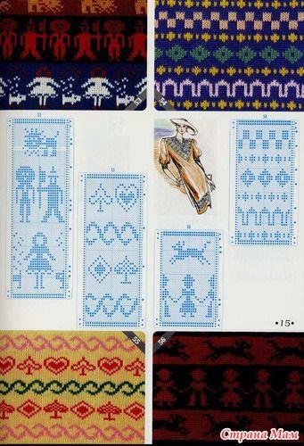 knitting pattern II TOYOTA 19