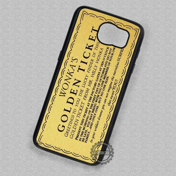 Charlie and The Chocolate Factory Golden Ticket - Samsung Galaxy S7 S6 S5 Note 7 Cases & Covers #movie #CharlieandtheChocolateFactory #goldenticket #willywonka  #phonecase #phonecove #SamsungGalaxyCase #SamsungGalaxyCover #SamsungGalaxyS4Case #SamsungGalaxyS5Case #SamsungGalaxyS6Case #SamsungGalaxyS6Edge #SamsungGalaxyS6EdgePlus #SamsungGalaxyNoteCase #SamsungGalaxyNote3 #SamsungGalaxyNote4 #SamsungGalaxyNote5 #SamsungGalaxyNote7 #SamsungGalaxyS7Case #SamsungGalaxyS7Edge…