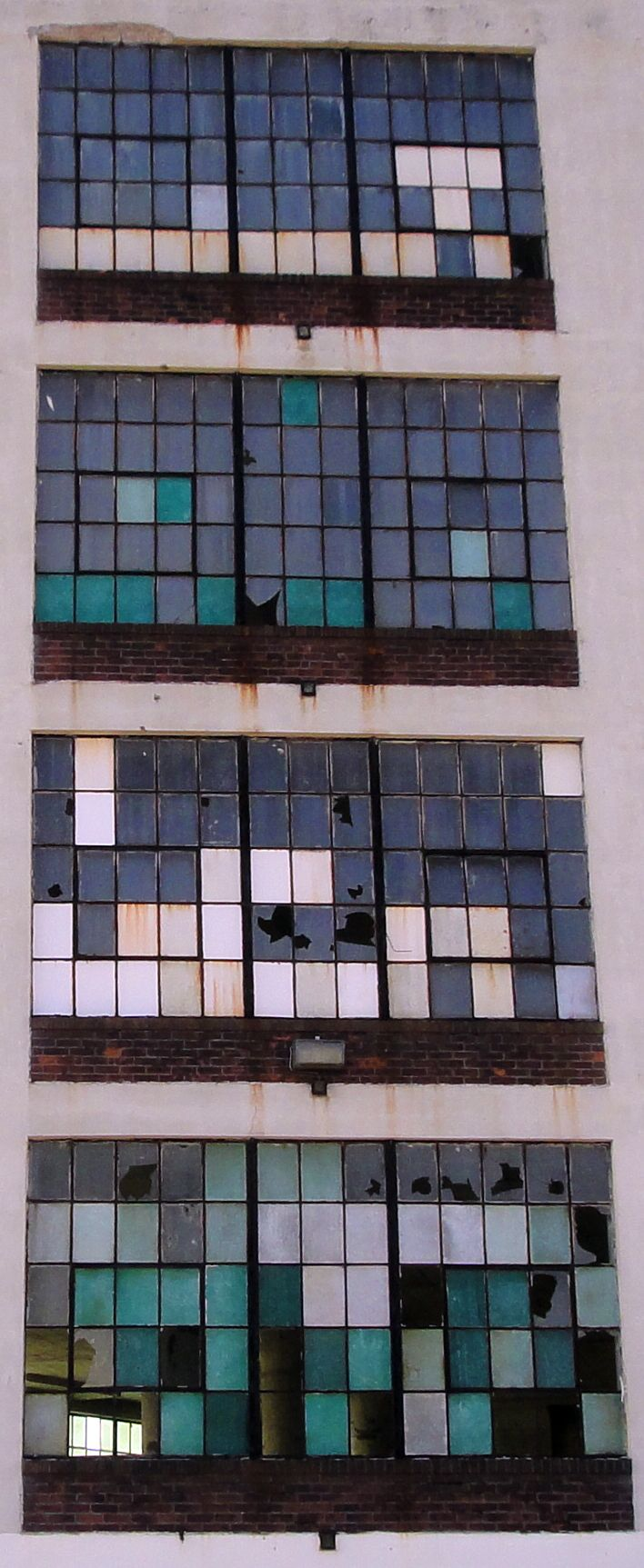 Abandoned Industrial Building, Glenwood & Oxford street, Brewerytown, North Philly.: Class Colours, Colours Glasses, Industrial Building