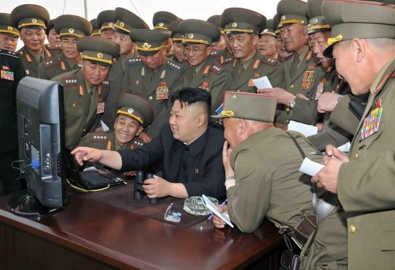 """China Prepares For """"Regime Collapse"""" In North Korea... Military Coup?"""