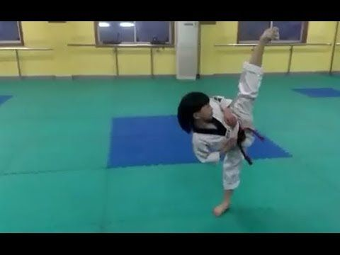 BEST KORYO EVER by KOREAN TAEKWONDO KID this is my form...FAVORITE ONE EVER