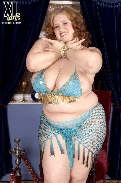 Bbw big fat ass dance