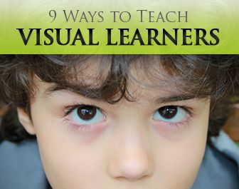 ESL Learning Styles: 9 Ways to Teach Visual Learners. These tips can come in handy during art history content