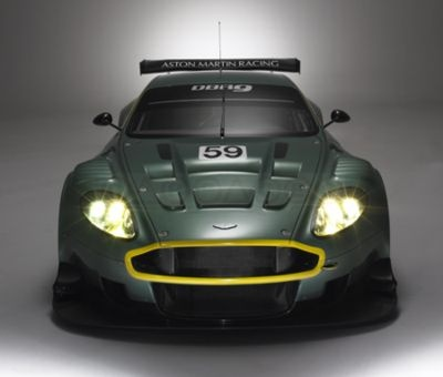 The Aston Martin DBR9 -