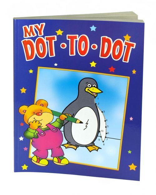 Pennine kids dot to dot book