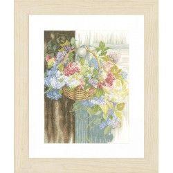 Lanarte, корзины из цветов Kit