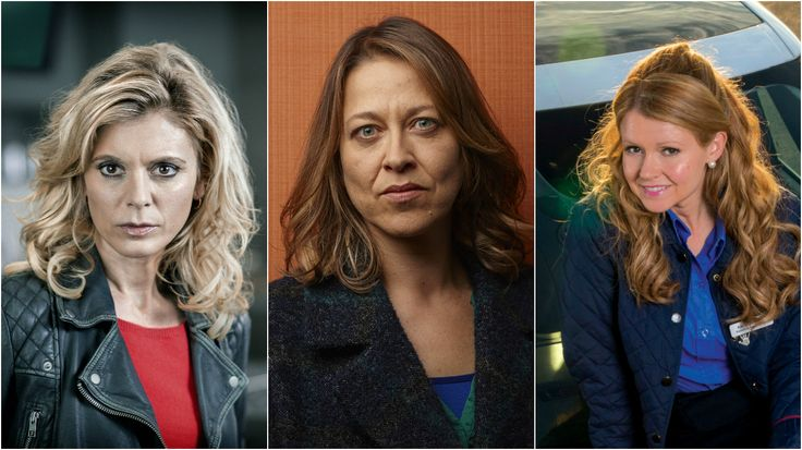 Emilia Fox Nicola Walker and Car Shares Sian Gibson confirmed for series four of Inside No 9 #Sherlock