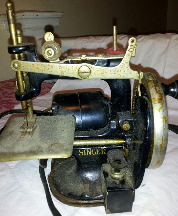 mfg co sewing machine