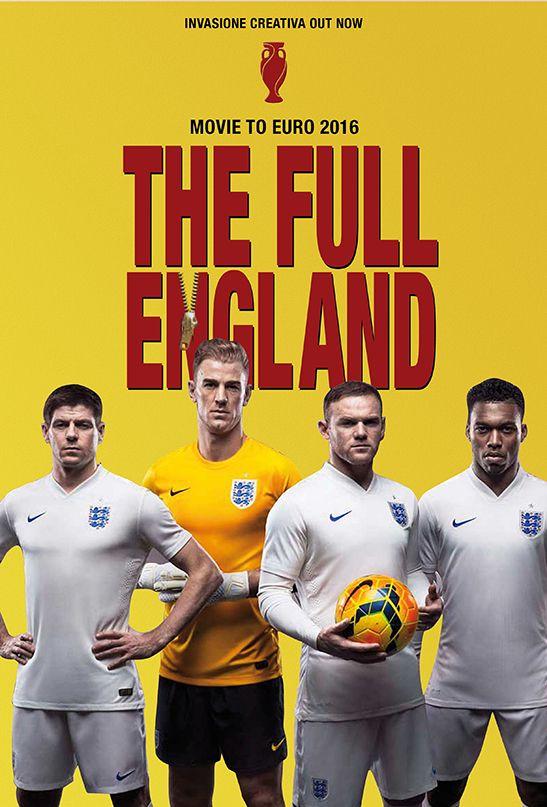 Mov(i)e to Euro 2016 England