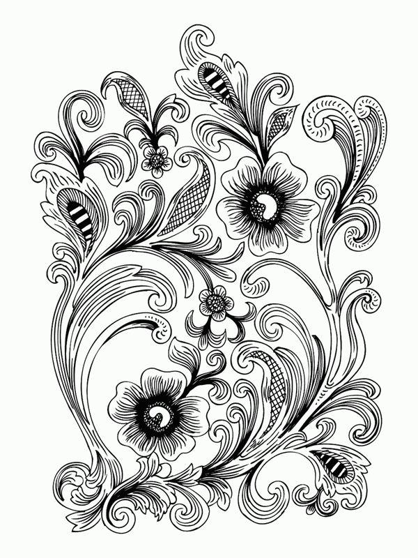 Wood Printable Stencils
