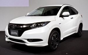 2016 Honda HRV pricing