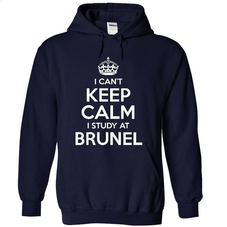 NEW-Study at Brunel YYY T Shirts, Hoodies, Sweatshirts - #teen #silk shirts. I WANT THIS => https://www.sunfrog.com/LifeStyle/NEW-Study-at-Brunel-YYY-3381-NavyBlue-Hoodie.html?60505