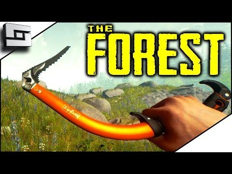 cool The Forest -  CLIMBING AXE LOCATION! S2E11 ( Multiplayer Gameplay )