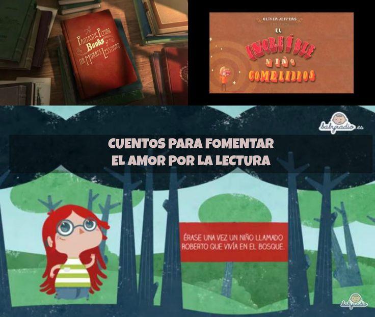 el amor por la lectura 3 hermosos cortos animados fomentando el amor ...
