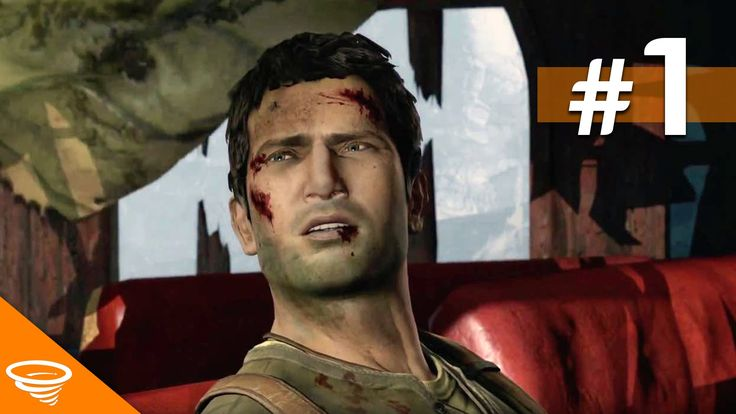 Uncharted 2 Among Thieves PS4 - Part 1 - Trainwrecked | Indian Gamer Let...