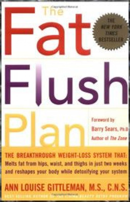 the Fat Flush Diet.... a diet that really works. Lost 20 lbs in 2 weeks and  it stayed off.