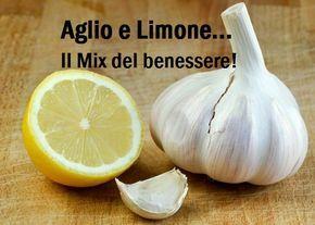 """Gli effetti del mix """"aglio e limone"""" ha dei risultati incredibili sul vostro organismo:      rimuove calcio e grassi dal corpo e dai vasi sanguigni;     rinforza il cuore;     regola la pressione.     rimuove il colesterolo     rafforza fegato e reni e la loro funzione depurativa     migliora il sonno"""